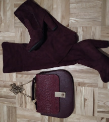 Cizme i torbica