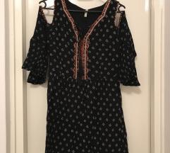 Bershka haljina s uzorkom
