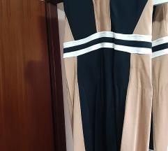H&M poslovna haljina midi
