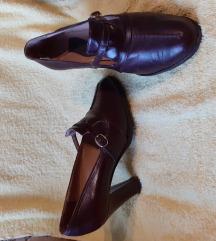 Smeđe vintage cipele