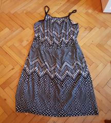 lijepa haljina vel l-xl