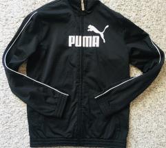 Puma crna jakna hoodica vel S-M (dječji XL)