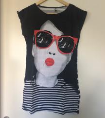 Tunika / majica sa kratkim rukavima