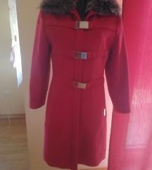 Kaput ženski crveni