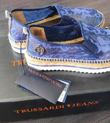 Nove Trussardi Jeans espadrille