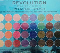 NOVO revolution palette mermaids forever