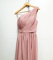 Duga svečana haljina, jednom nošena