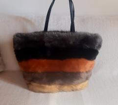 'Krznena' Parfois torba