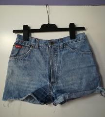 Visoki struk hlačice 34