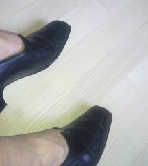 Lumberjack crne kožne cipele