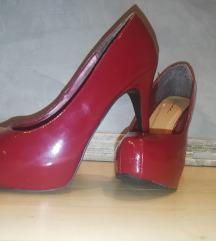 Bordo cipele na petu (11cm)