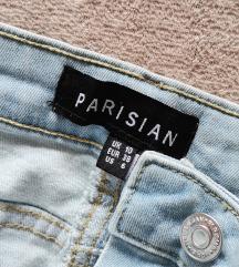 Parisian traperice