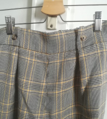 Karirane hlače