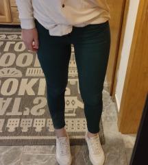 Vero Moda zelene traperice