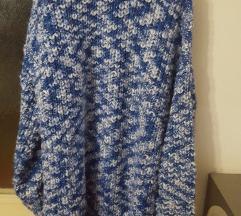 Zara dugi pulover vel.M