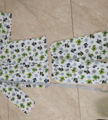 Pidžama 110/116 očuvana