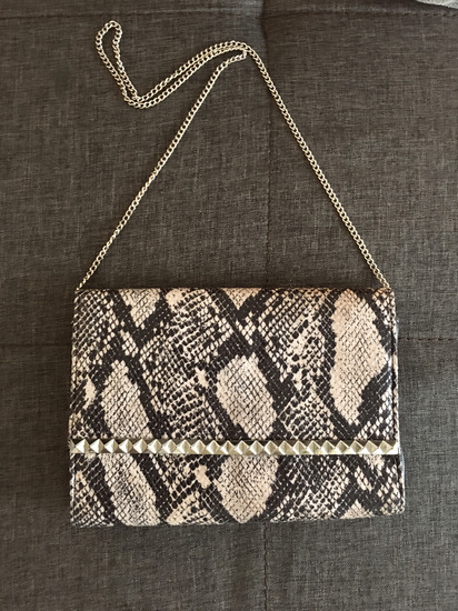 Pismo torbica zmijskog uzorka