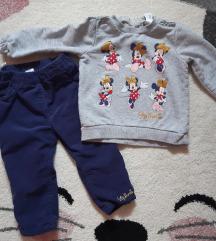 Minnie Mouse lot za djevojčice, vel. 86
