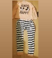Mickey mouse pidžama (poštarina uključena)