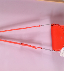 Narančasta nova torba