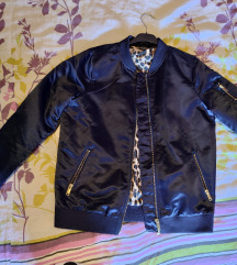Bomber tamnoplava jakna