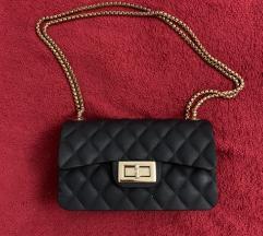 Crna silikonska torba nepropusna