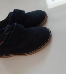 Zara cipele od brušene kože,  vel.24