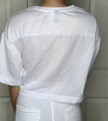 H&M bijela kratka majica vl. S