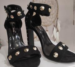 Crne sandale 🖤