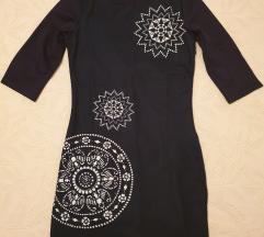 NOVA Tamnoplava haljina