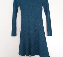 ✨ Tamnozelena haljina, kratka, XS ✨
