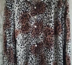 Košulja s leopard uzorkom
