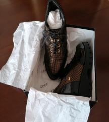 Kožne dizajnerske cipele 🔶 CONNI 🔶 NOVE