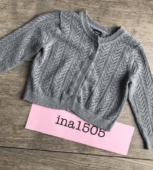 Gap pulover sivi 2g