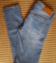 H&M hlače vel.27/32 super skinny
