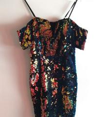 Novogodisnja haljina novo