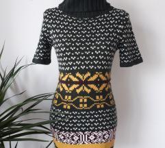 Retro zimska haljina