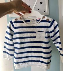 ZARA knit majica (9-12mj)