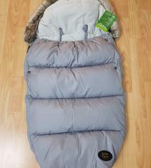 Nova zimska vreća za kolica