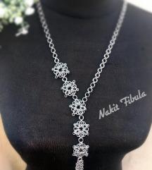 Duga ogrlica od nehrđajućeg čelika
