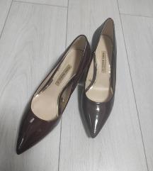 Zara bordo cipele (cijena je sa Tisak pt)
