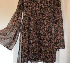 Stradivarius cvjetna haljinica