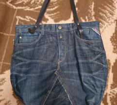 Replay torba jeans