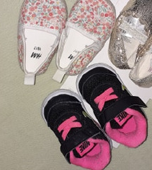 BABY obuca LOT + poklon