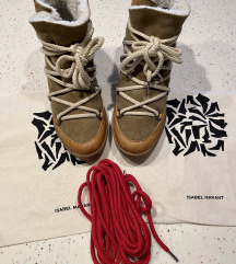 Isabel Marant Nowles original ankle boots