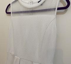 Armani Jeans bijela haljina bez rukava