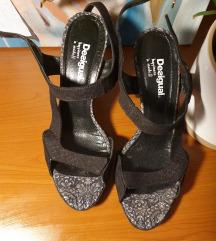 Desigual ljetne otvorene sandale