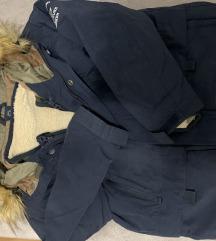 Zara jakna 2 u 1
