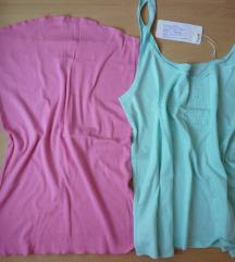Nova NY majica + Tezenis top, M/L
