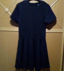 Nova H&m peplum haljina S-M